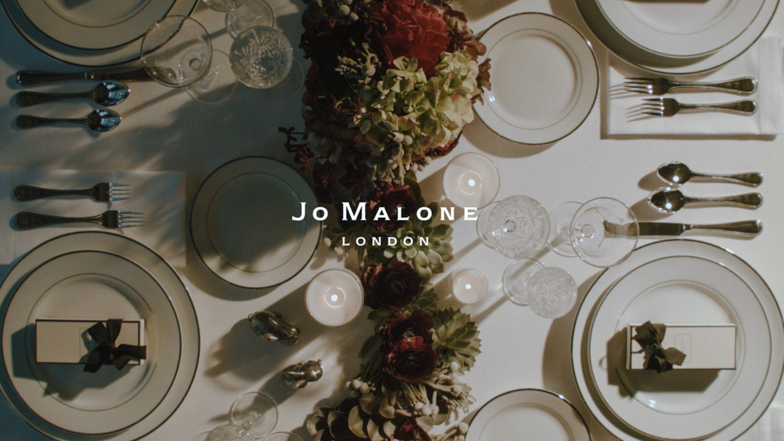 JO MALONE – DINNER PARTY